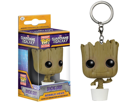 Guardians of the Galaxy Baby Groot Pop! Vinyl Figure Key Chain