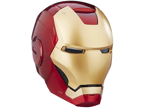 Hasbro Marvel Legends Wearable Iron Man Electronic Helmet