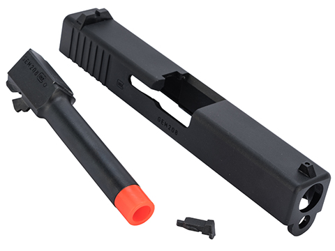 Elite Force OEM Glock 19 Slide and Outer Barrel Assembly