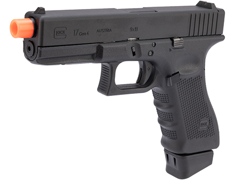 Spartan Licensed GLOCK G17 Gen.4 Blowback Training Pistol - LE / Military ONLY