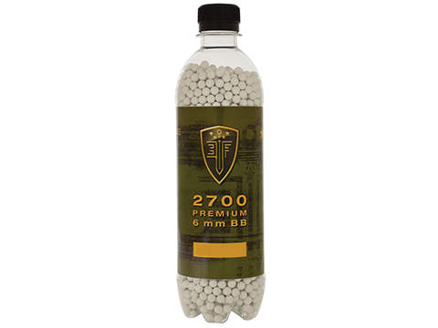 Elite Force Premium 6mm Airsoft BBs (Weight: .25g / 2700 Rounds)