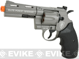 Bone Yard - Elite Force 4 CO2 Powered 6mm Airsoft Revolver (Store Display, Non-Working Or Refurbished Models)