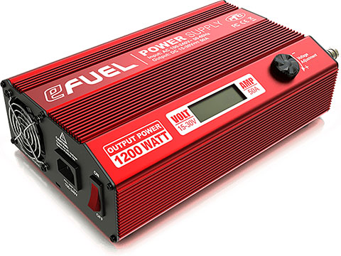 SkyRC eFUEL 1200W/50A Regulated Power Supply