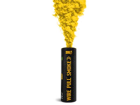 Enola Gaye Airsoft Wire Pull Smoke Grenade (Color: Yellow)