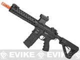 G&G Combat Machine CM16 SRL Airsoft M4 AEG Rifle with 9 Keymod Rail -