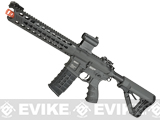 G&G GC16 Predator M4 Airsoft AEG Rifle with Keymod Rail (Package: Battleship Grey / Gun Only)