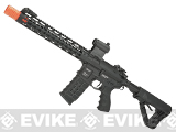 G&G GC16 Wild Hog Full Metal Airsoft AEG Rifle with 12 Keymod Rail - Black