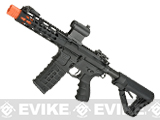 G&G CM16 Wild Hog Polymer Airsoft AEG Rifle with 7 Keymod Rail - Black