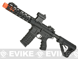 G&G CM16 Wild Hog Polymer Airsoft AEG Rifle with 9 Keymod Rail - Black