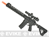 G&G CM16 Wild Hog Polymer Airsoft AEG Rifle with 13.5 Keymod Rail