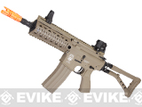 G&G GR4 100Y Airsoft Blowback AEG Rifle w/ Folding Stock - Desert Tan