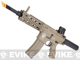 G&G GR16 CQW WASP Airsoft Blowback AEG Rifle - Desert Tan