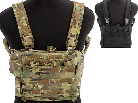 Eagle Industries Multi-Mission Chest Rig w/ Removable Front Flap