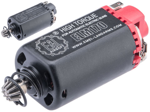 E&L Airsoft Short Type Motor for Airsoft AEGs