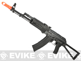 z E&L Airsoft AKS-74MN A107 Gen. 2 Full Metal AEG Rifle w/ Composite Furniture & Steel Folding Stock