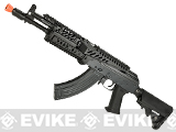 E&L Airsoft AK-47 A110D PMC Airsoft Ak47 AEG Rifle with RIS - Black