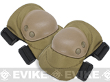Avengers Special Operation Tactical Elbow Pad Set - Tan