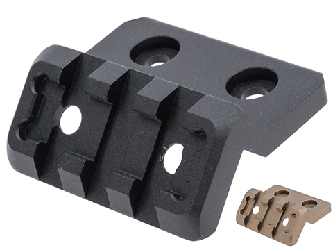 Element Offset Light Mount w/ Picatinny Rail Adapter for M-LOK and KeyMod Rails