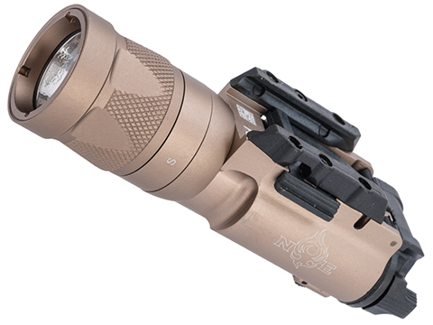 Night Evolution Tactical LED Weapon Light w/ Strobe (Color: Desert Tan)