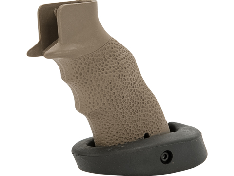 Matrix Target Sniper Motor Grip for M4 / M16 Airsoft AEG (Color: Tan)