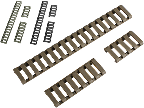Element 18-Slot LoPro Rail Cover Set