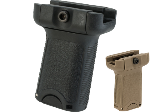 Element Airsoft 373 Vertical Grip (Color: Black)