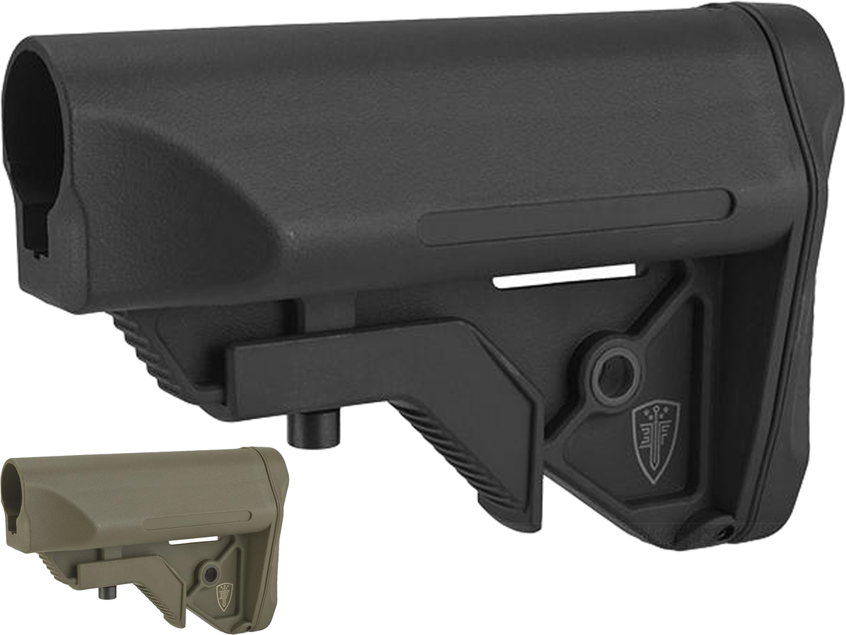 Elite Force Next-Gen CQB/CQC Crane Stock for Airsoft Rifles