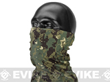 Emerson Tactical Fast Dry Multi-Purpose Face Wrap / Mask - Digital Woodland