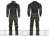 Emerson Combat Uniform Set (Color: Multicam Black / X-Large)