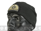 Emerson Hook and Loop  Ready Tactical Fleece Watch Cap - Black