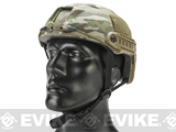 Matrix Basic Base Jump Type Tactical Airsoft Bump Helmet (Color: Camo)