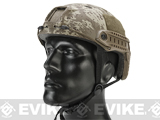 Emerson Bump Type Tactical Airsoft Helmet (BJ Type / Basic / Digital Desert)