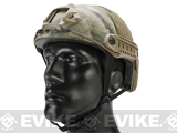 Emerson Bump Type Tactical Airsoft Helmet (MICH Ballistic Type / Basic / Arid Camo)