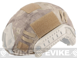Emerson Tactical Helmet Cover for Bump Type Airsoft Helmets (Color: Arid Camo)