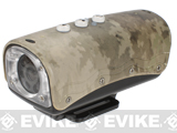 Emerson Tactical Helmet Cam / Video & Photo Recorder - Arid Camo
