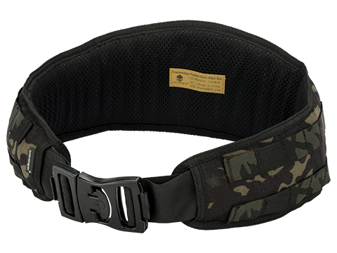 Emerson Gear Padded PALS / MOLLE Waist Belt (Color: Multicam Black)