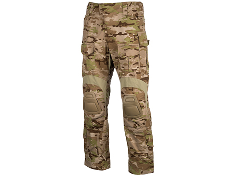 EmersonGear Blue Label Combat Pants w/ Integrated Knee Pads (Color: Multicam Arid / Size 32)