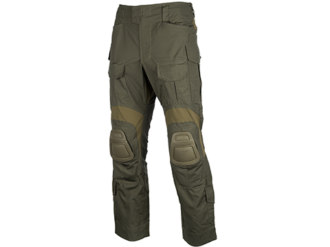 EmersonGear Blue Label Combat Pants w/ Integrated Knee Pads (Color: Ranger Green / Size 34)