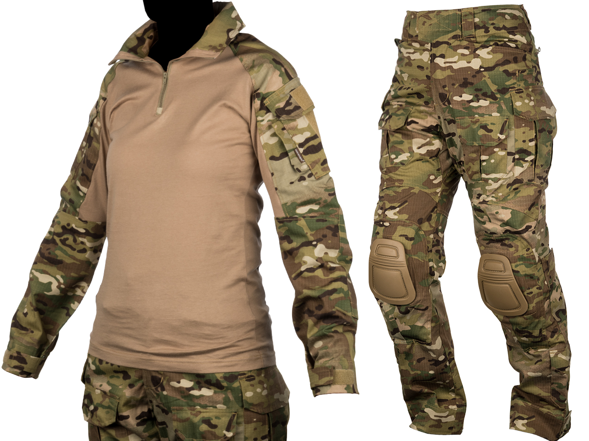 EmersonGear G3 Style Combat Uniform Set for Women