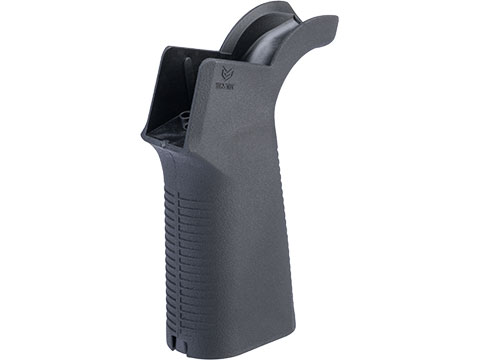 EMG Pistol Grip Alpha 19� Ergonomic Combat Motor Grip for M4/M16 Airsoft AEGs (Color: Black)