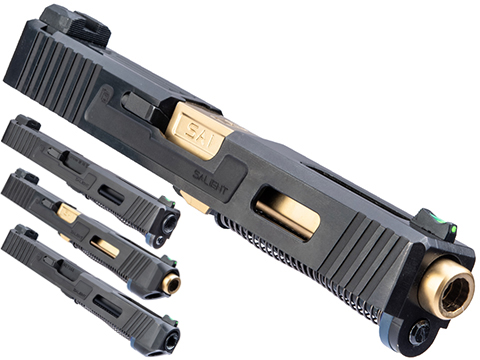 EMG Salient Arms International BLU Tier One Upper Kit for EMG BLU Airsoft GBB Pistols