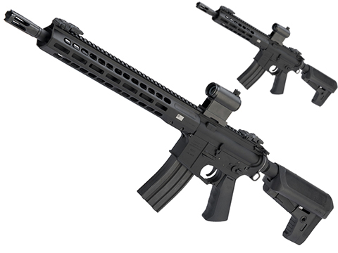 EMG / KRYTAC / BARRETT Firearms REC7 DI AR15 AEG Training Rifle
