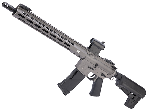 EMG / KRYTAC / BARRETT Firearms REC7 DI AR15 AEG Training Rifle (Length: Carbine / Tungsten)