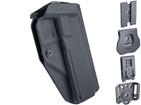 EMG .093 Kydex Holster w/ QD Mounting Interface for 2011 / Hi-Capa 5.1 Airsoft GBB Pistols (Model: No Mount)