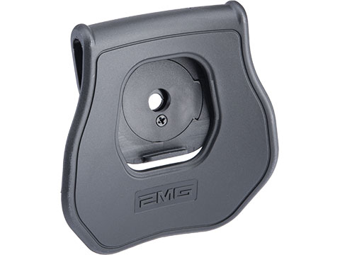 EMG Paddle Attachment Platform w/ QD Mounting Interface