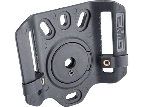 EMG Belt Loop Attachment Platform w/ QD Mounting Interface