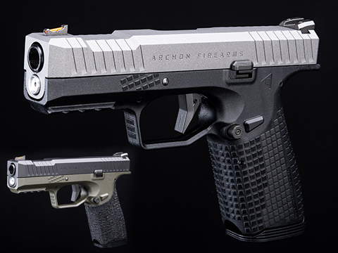 EMG Archon Firearms Type B Airsoft Parallel Training Weapon w/ Black Sheep Arms Custom Cerakote
