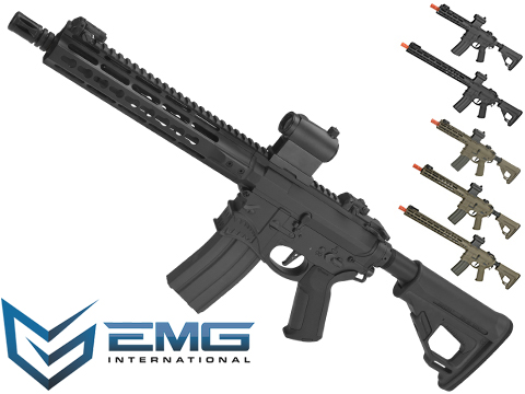 EMG / Sharps Bros Hellbreaker Licensed Full Metal Advanced M4 Airsoft AEG Rifle