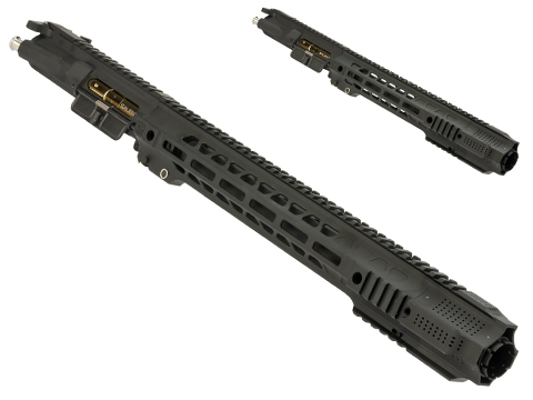 EMG Salient Arms International Licensed Complete SAI GRY AEG Upper Assembly (Length: Carbine)