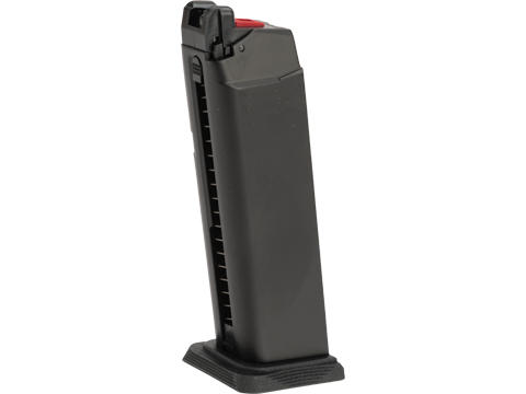 EMG Magazine for BLU & GLOCK Series Gas Airsoft Pistols (Model: Enhanced / CO2 / 30rds)